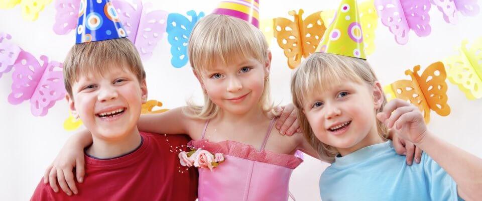 rojstnodnevne zabave za otroke