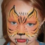 pustne maske ideje - tiger