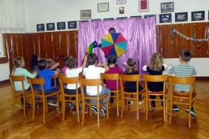 Čarovnik in animacija za otroke