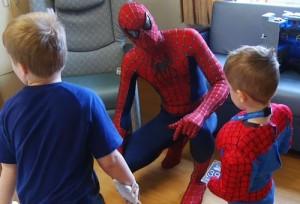 spiderman-na-zabavi