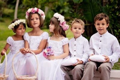 Animacija za otroke na poroki