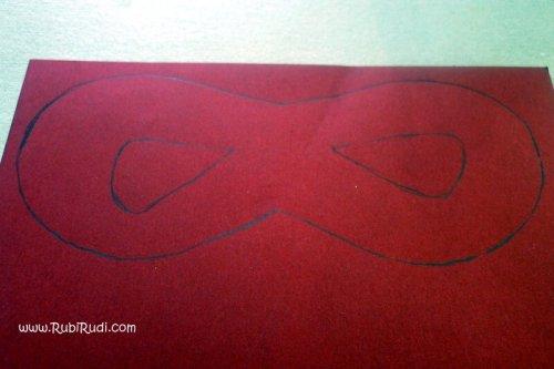 izdelava spiderman maske