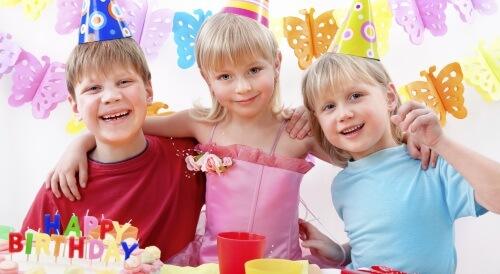 kako organizirati rojstni dan za otroke