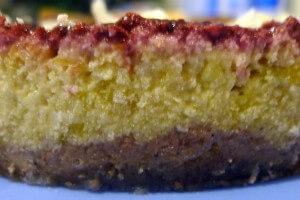 mango presna torta