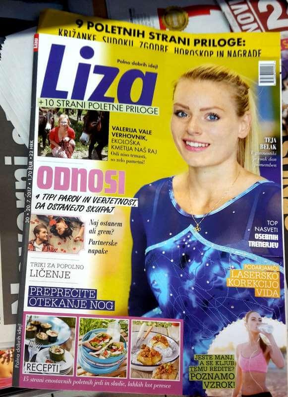 revija Liza julij