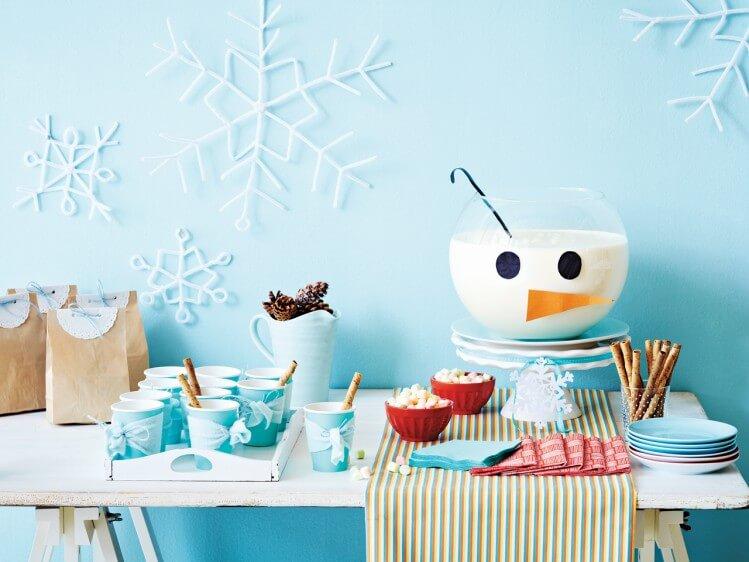 zimska zabava
