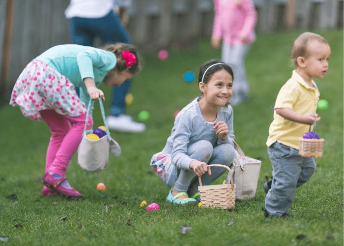 lov za velikoncnimi jajci