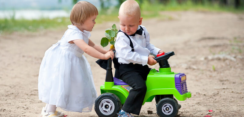 animacija otrok na poroki