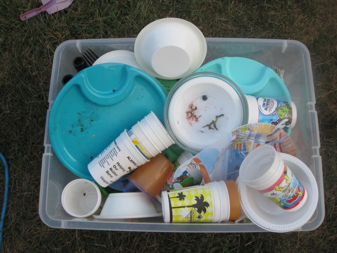 Otroška praznovanja brez odvečne plastike