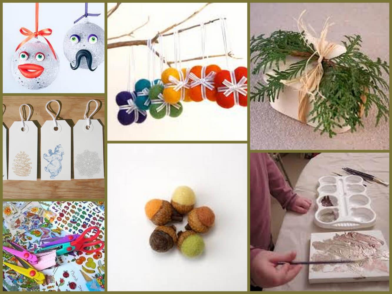 Kreativna delavnica – Ustvarjanje daril