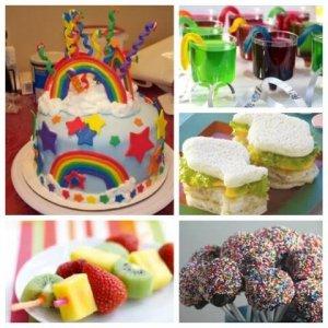 hrana za rojstni dan