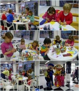Ustvarjalne delavnice za otroke