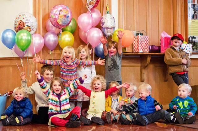 10 zlatih pravil za otroški rojstni dan v stanovanju