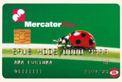 Akcija s Pika kartico