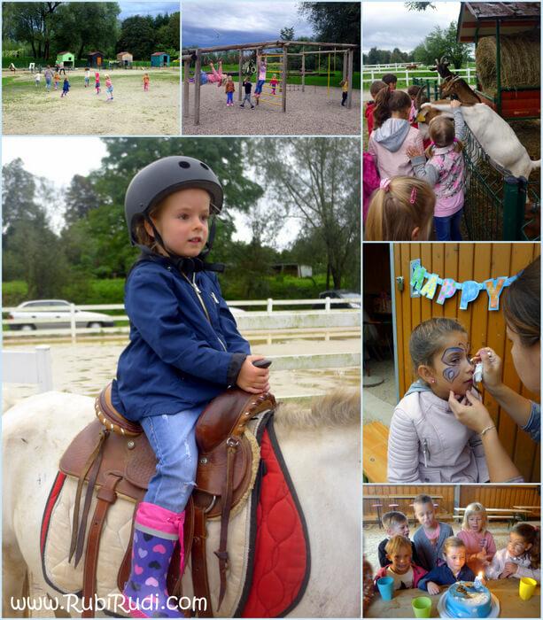 rojstni-dan-za-otroke-s-konji