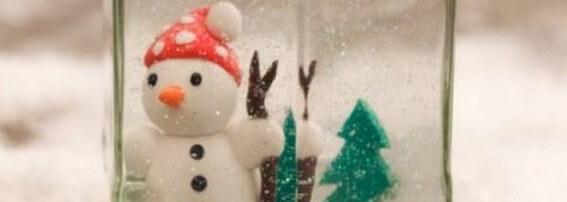 Naredimo snežno kroglo