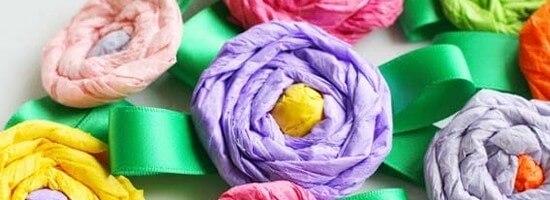 Ideja za materinski dan – broška za mamico