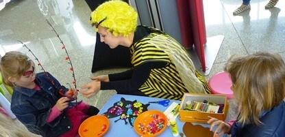 Ustvarjanje za otroke Ljubljana in Maribor