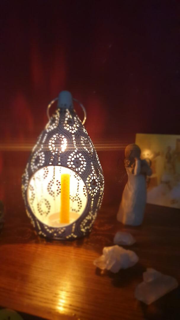 sveca iz voska