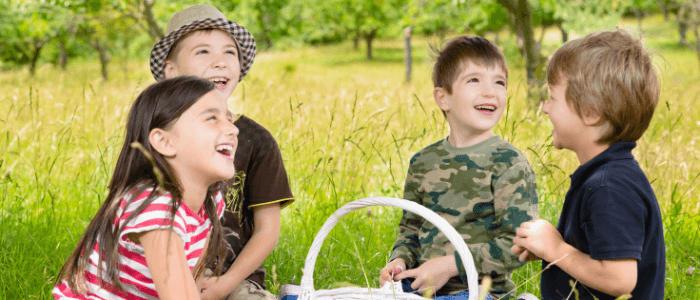 9 nasvetov za uspešen piknik z otroki