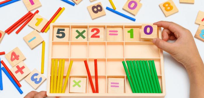 Kako otroka naučiti poštevanko v 7. preprostih korakih