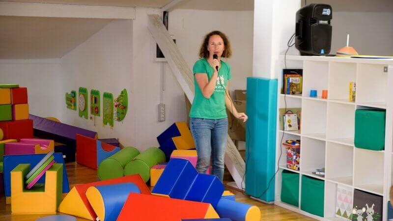 Varstvo otrok aktivnosti