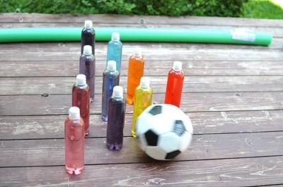 15 idej za osvežitev z vodnimi igrami za otroke