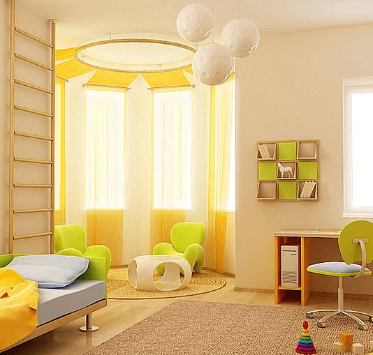 10 nasvetov za feng shui otroško sobo