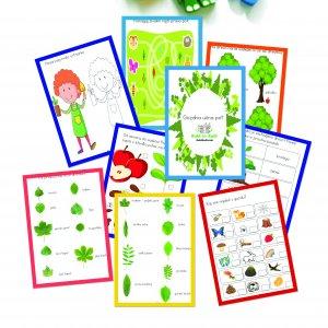Gozdna učna pot (23 strani)