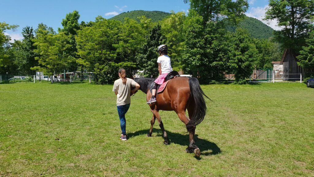 jahanje konjev ljubljana