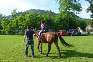 jahanje konja ljubljana