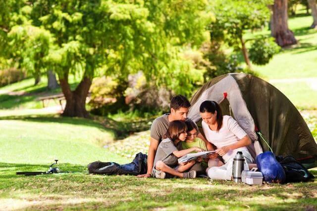 kampiranje-z-otrokom