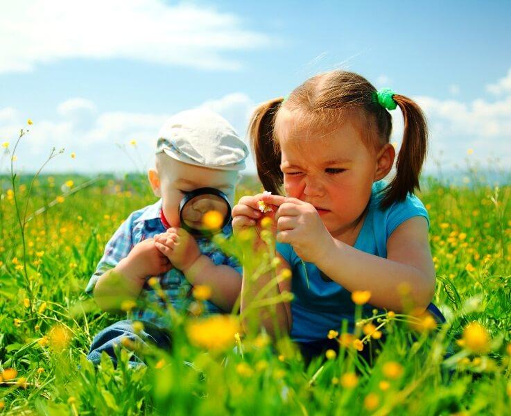 8 stvari, ki se jih lahko naučimo od svojih otrok