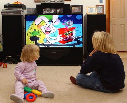 Izobraževalna televizija za otroke? Ne obstaja!