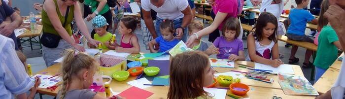 16 idej za poletne aktivnosti z otroki