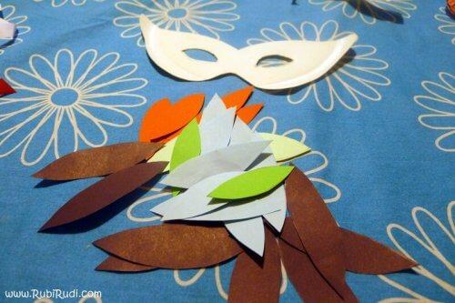 priprava za masko ptic