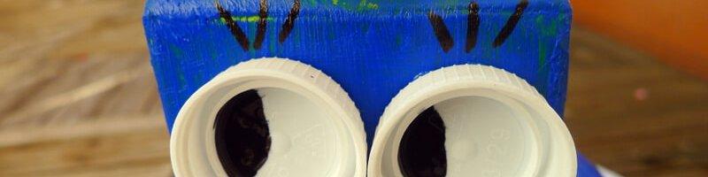 Reciklirana ptičja hišica