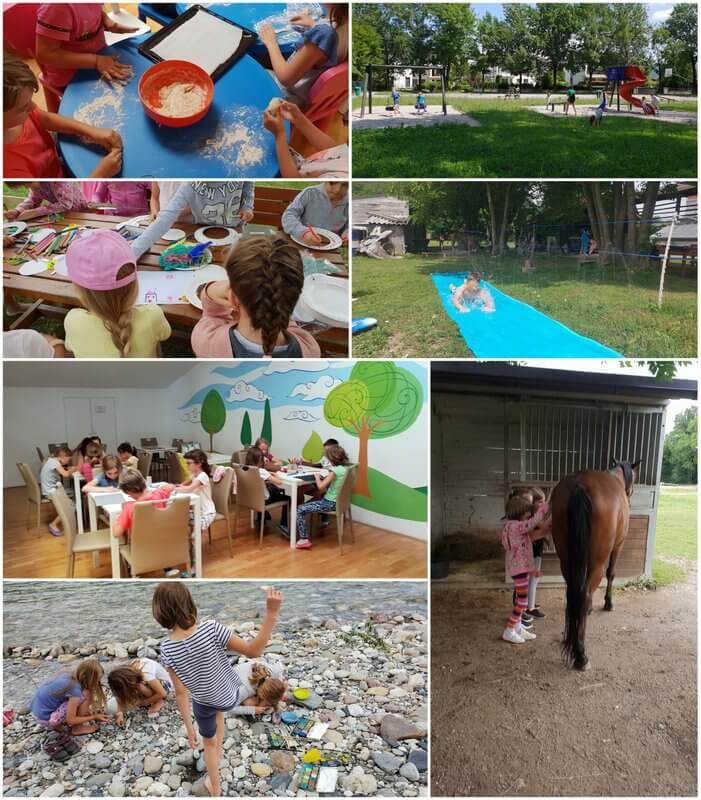 poletno varstvo otrok ljubljana