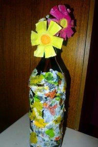 vaza z rozicami