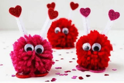 Darilo za valentinovo – zaljubljeni cofki